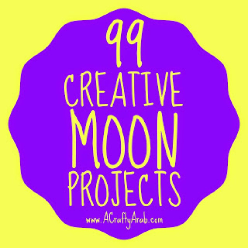 99 creative arabic craft moon projects