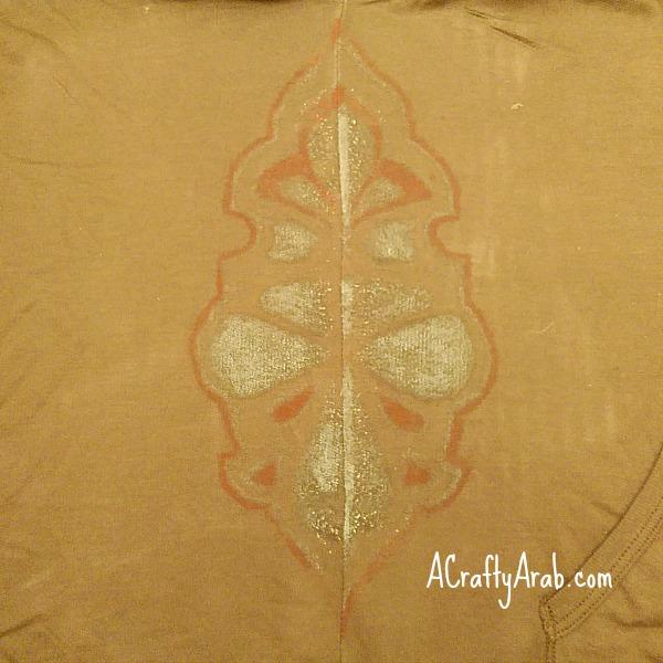 ACraftyArab Arabesque Sandpaper Shirt7