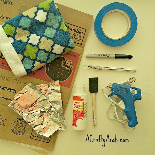 ACraftyArab Eid Foil Decor2