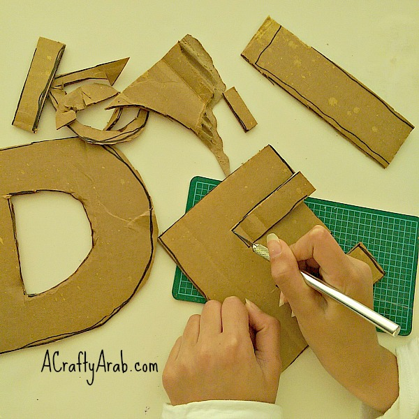 ACraftyArab Eid Foil Decor3