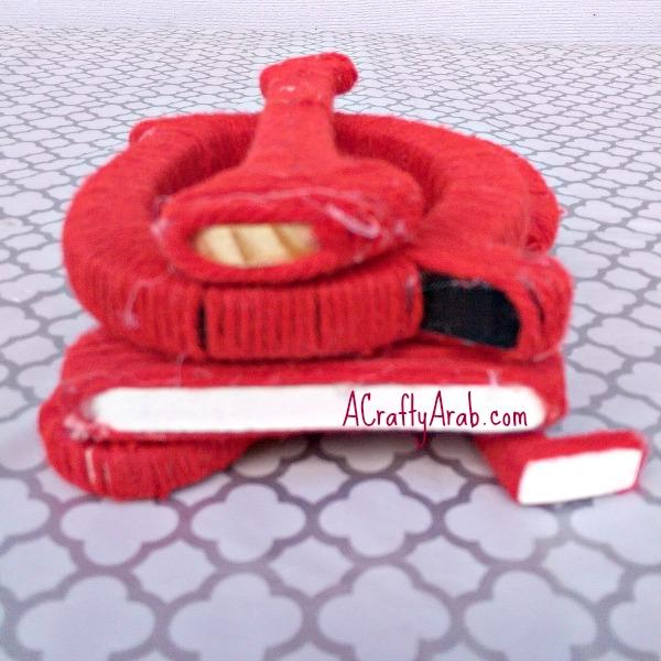 ACraftyArab Iqra Yarn Art6