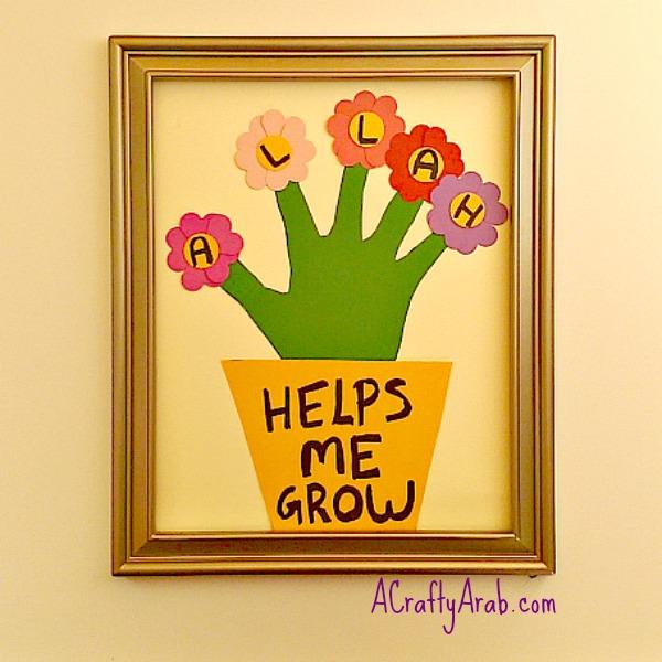 ACraftyArab Allah helps me grown handprint11