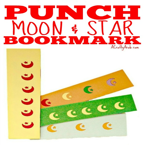 moon star craft, kids, islam, muslim, DIY