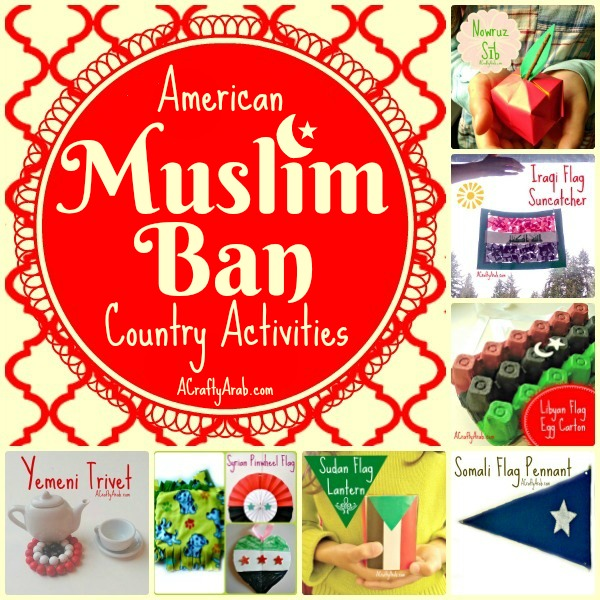 American muslim ban country activities resource a crafty arab last friday the president of the united states issued an executive order to place a travel ban on muslims entering from 7 countries in the middle east and sciox Image collections