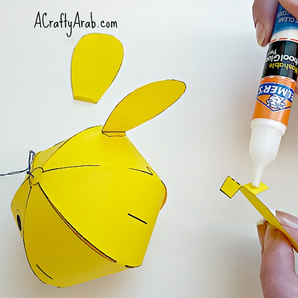 ACraftyArab Nowruz Paper Goldfish7