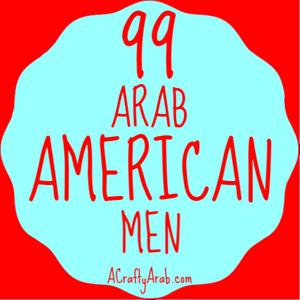 99 Arab American Men