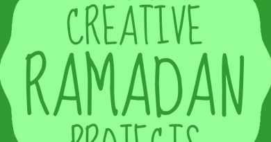 99 Creative Ramadan Projects {Resource}