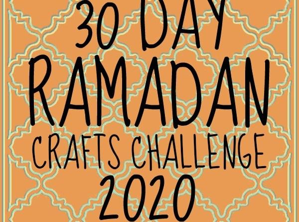 Ramadan Craft Challenge