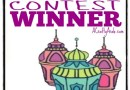 Ramadan Crafts Contest Winner {Resource}