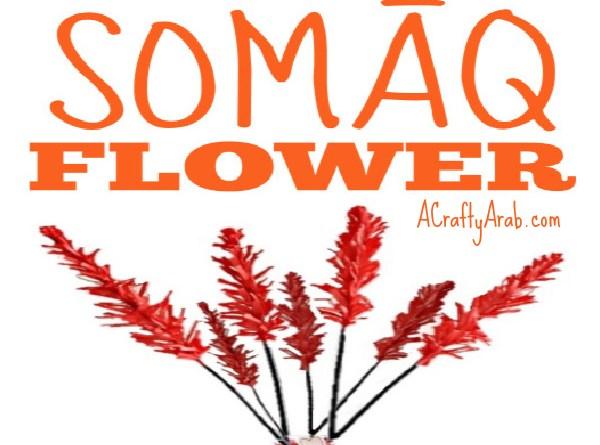 Nowruz Somāq Flower {Tutorial}