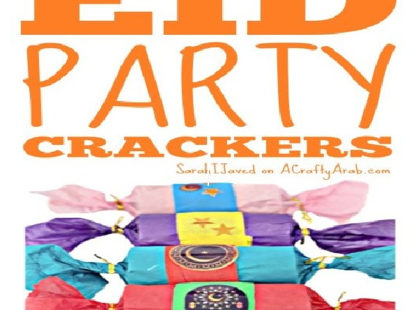 Eid Party Crackers {Tutorial} Guest Post