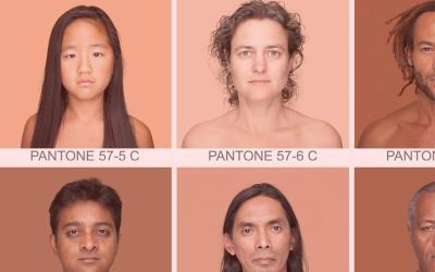Humanæ: beleza da pele humana em todas cores