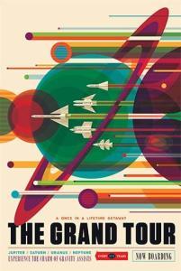 Visions of the Future: pôsteres do sistema solar e além - 06