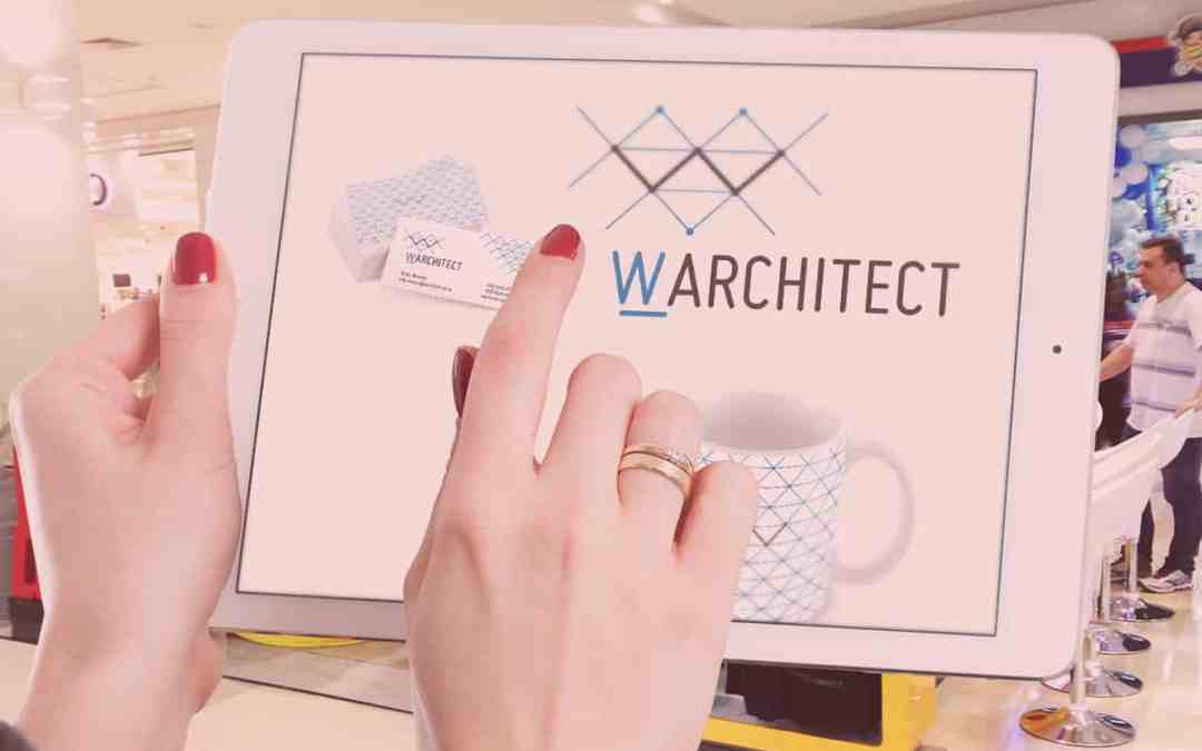 No Portifólio: W Architect, Marca e Id. Visual para Arquiteto