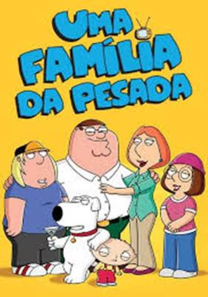 uma familia da pesada