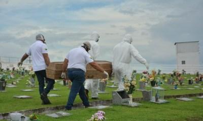 Número de mortes por Covid-19 chega a 430 e Acre tem mais 16,2 mil infectados pela doença — Foto: Dhárcules Pinheiro/Arquivo pessoal