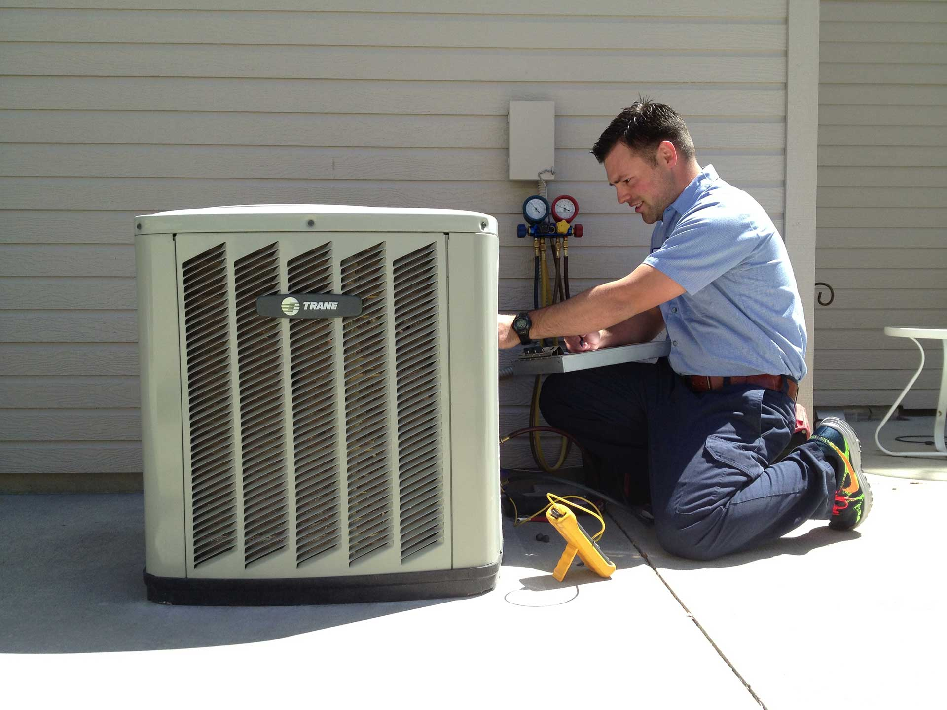 Air Conditioning Service in Burbank