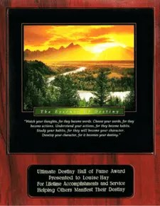 Ultimate Destiny Hall of Fame Awards - Acres of Diamonds in the Rough