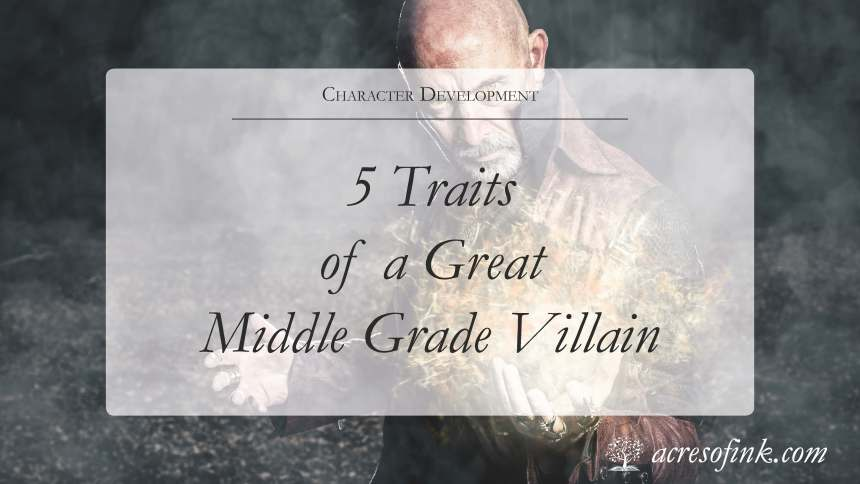 great middle grade villains