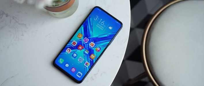 Huawei Honor 9x в России