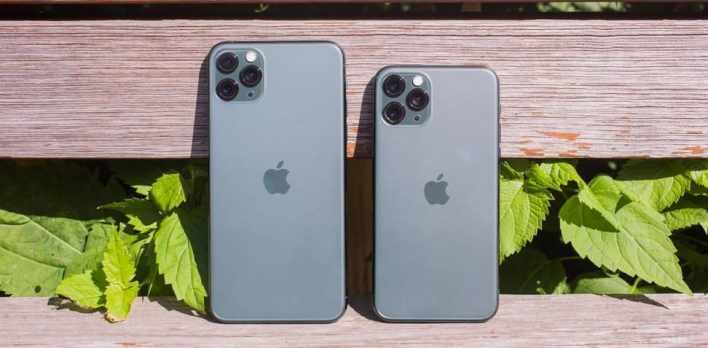 iPhone 11 Pro и PRO MAX