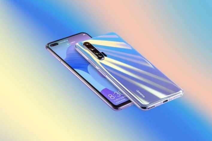 Обзор Huawei nova 6 5G