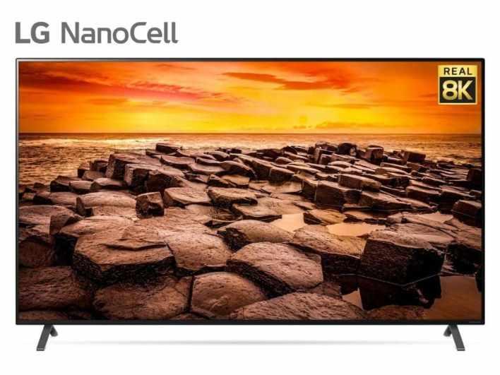 LG 8K TV OLED 2020