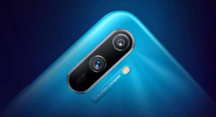 Задняя камера Realme C3