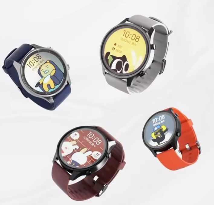 Часы MI Watch Color
