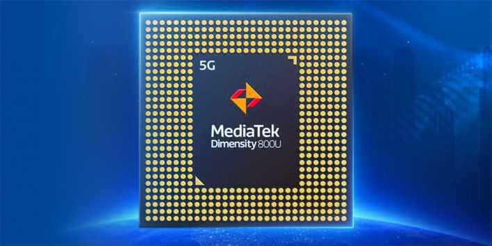 MediaTek Dimensity 800U: характеристики процессора и первые смартфоны