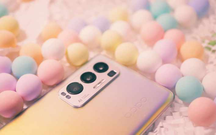 OPPO Reno5 Pro+: самый мощный смартфон OPPO на начало 2021 года