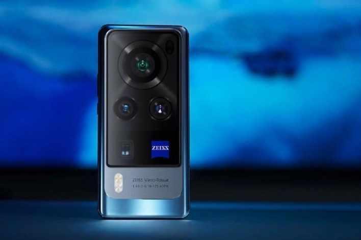 Камера Vivo X60 PRO