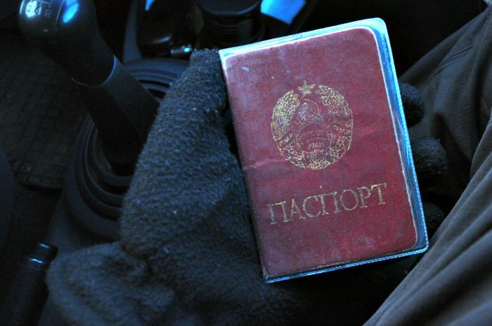 pasaporte transnistria