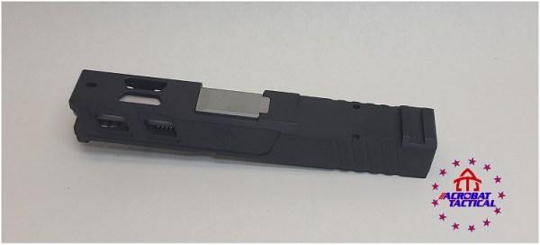 Glock 26 Slide-Complete-Black