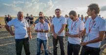 Siegerehrung, das rumänische Team - Copyright: Ruda Jung