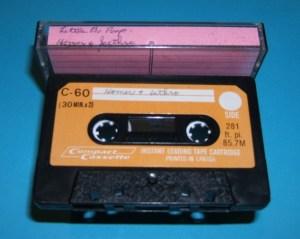 Homer & Jethro Dubbed Cassette