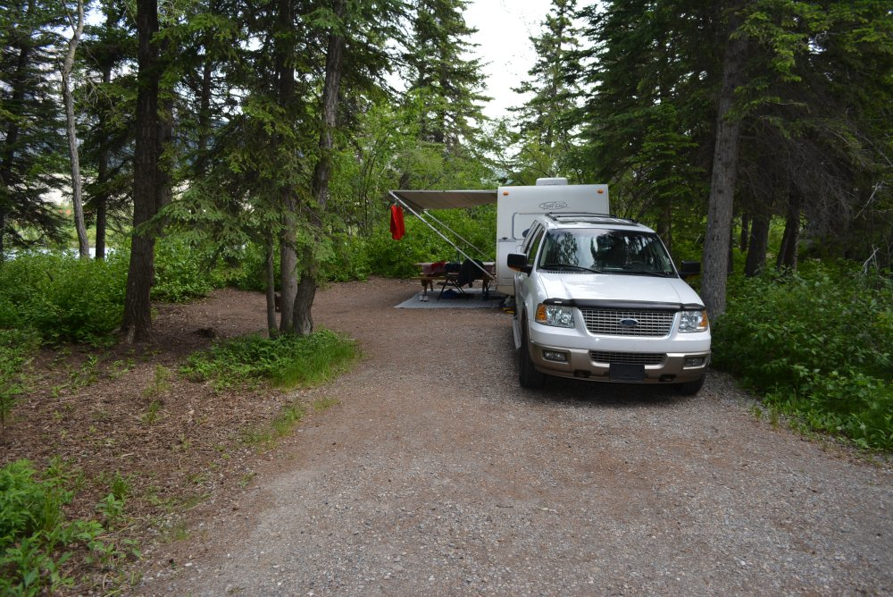 Bow Valley Campground June 2014 032