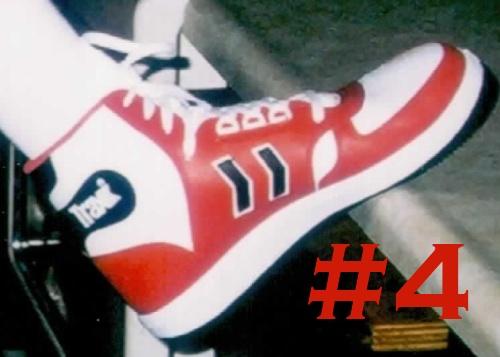 Shoe Countdown #4