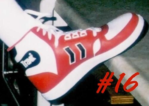 Shoe Countdown #16