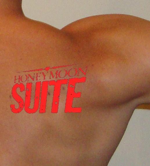 Honeymoon Suite Logo Tattoo