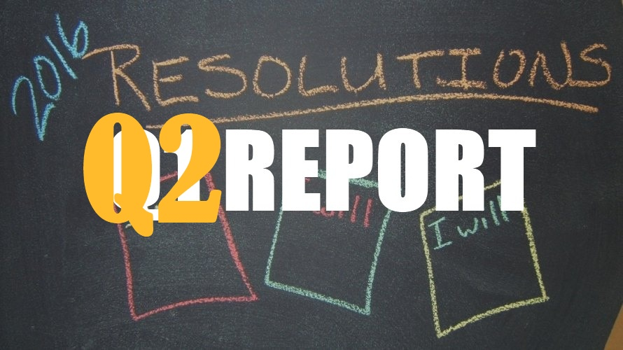 2016 Resolutions Q2 Review