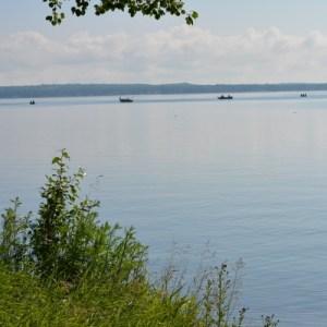 Fisherfolk at Pigeon Lake PP