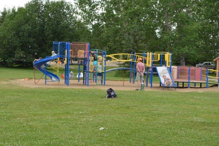 Wabamun Lake Playground