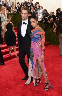 FKA Twigs in Christopher Kane | Photo from Getty Images 2015