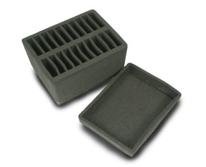 ThunderPack™ Foam insert for Peli 1300 Hard Disk Carrying Case