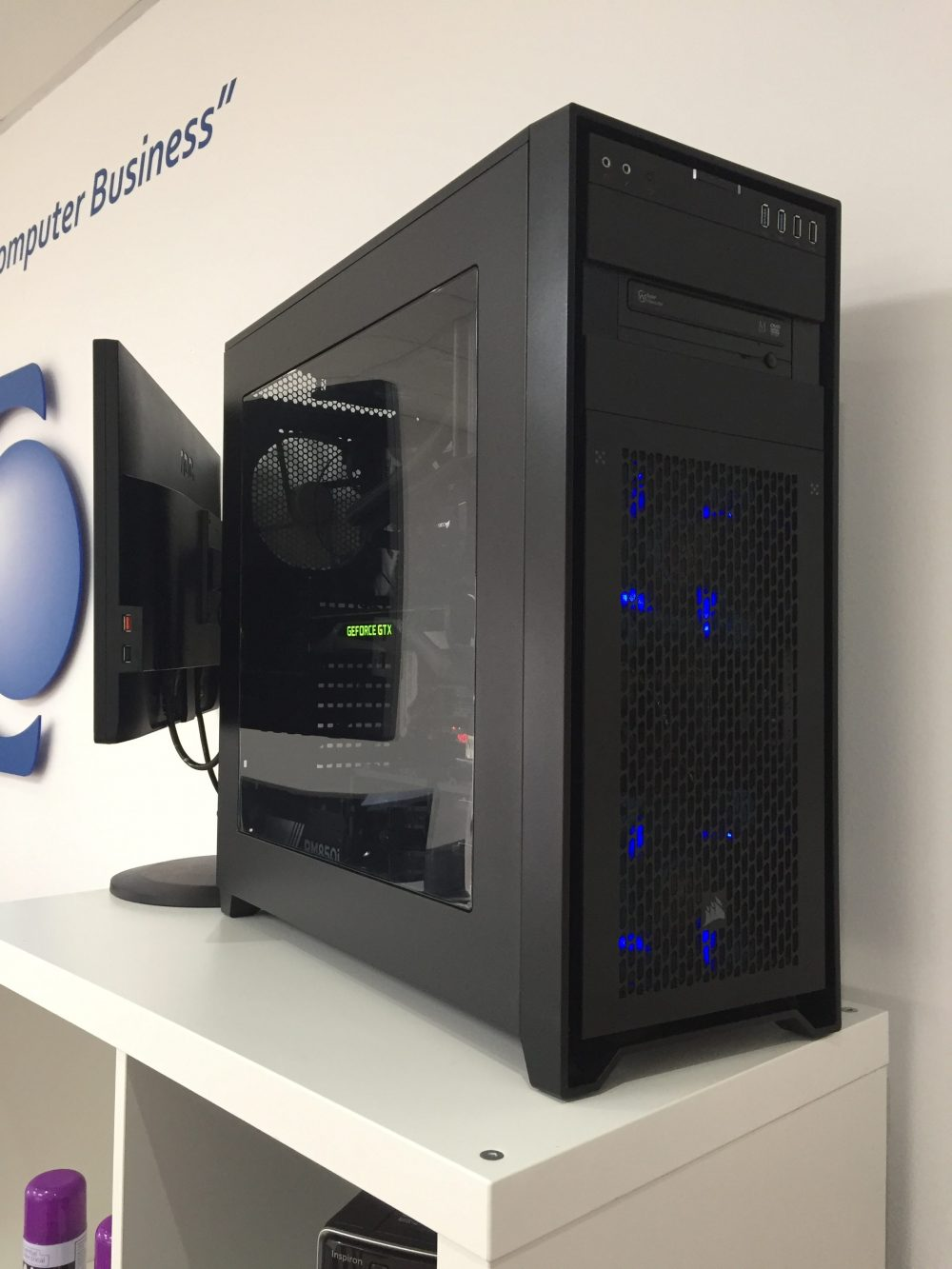 Custom Asus Core X9 Cube System (Gaming Desktop) – £1999