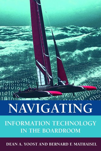 Navigating Information Technology in the Boardroom