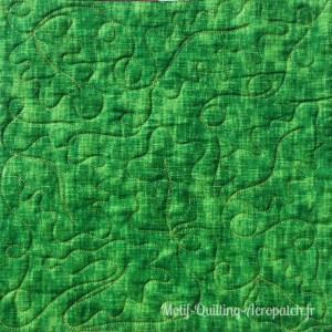 Acropatch-motif-quilting-FEUILLE DE CHENE