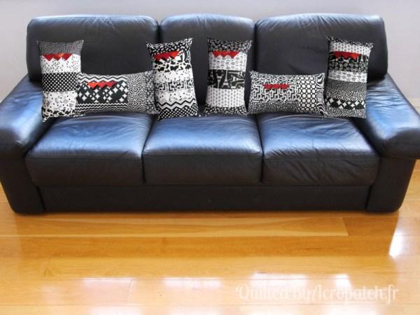 Acropatch-Housse-coussin-Rectangle-noir-blanc-collection