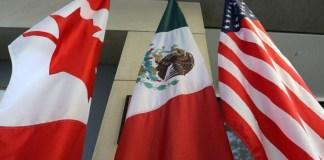 El presidente, Andrés Manuel López Obrador dio a conocer que acudirán al Senado de la República varios funcionarios del gobierno federal para presentar el Tratado Comercial con Estados Unidos y Canadá para su ratificación.